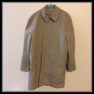 London Fog Tan Coat